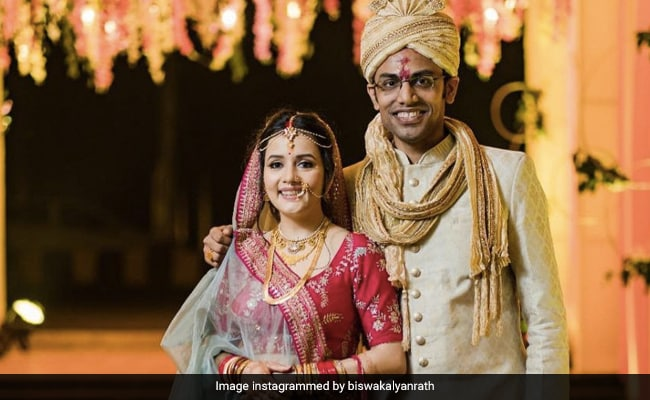 Murder 2 Actress Sulagna Panigrahi And Comedian Biswa Kalyan Rath Are Now Married. See Pics