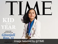 Indian-American TIME's Kid Of The Year On Effective Covid Vaccine Distribution