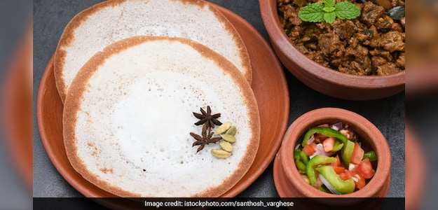 Indian Cooking Tips: Make Rice And Coconut Appam With Just 5 Ingredients
