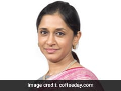 Coffee Day's New CEO Is Wife Of Founder Who Died By Suicide