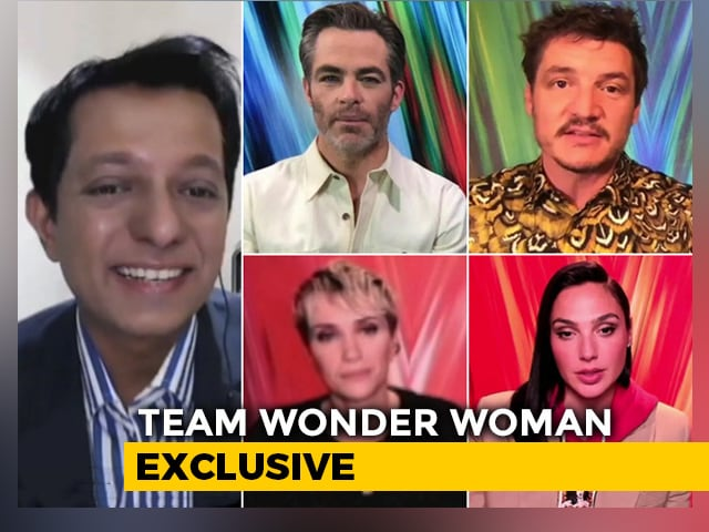 Video : Team 'Wonder Woman' On NDTV