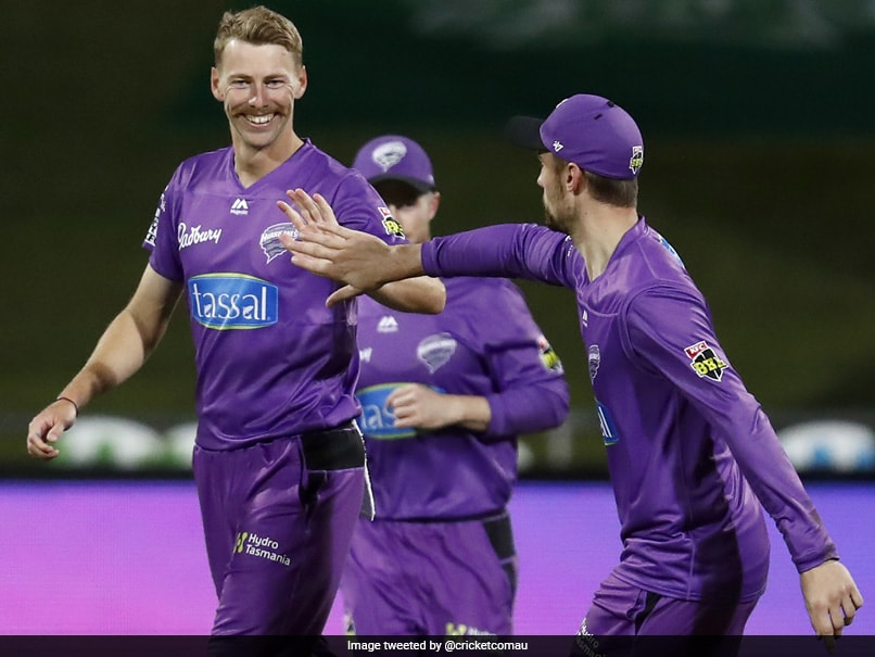 Big Bash League 2020: Hobart Hurricanes Defeat Sydney Sixers By 16 Runs In Opener
