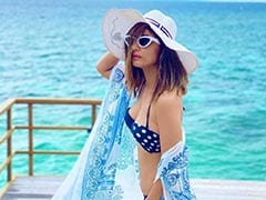 Another Day, Another Pic From Hina Khan's Maldives Vacation