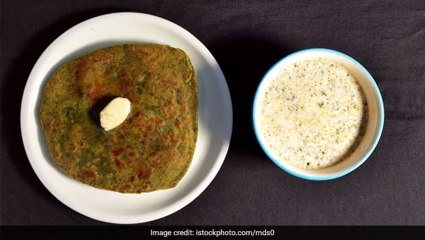Watch: How To Make Methi Bajra Paratha For Winter Diabetes Diet