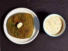 <i>Sarson Ka Paratha</i>: The Ultimate Addition To Your Winter Menu (Recipe Inside)