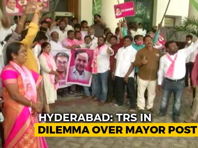 Video : To Go With Asaduddin Owaisi's AIMIM Or Not: TRS's Dilemma