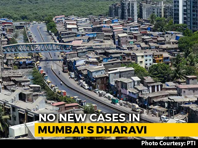 Video : No New Cases In Mumbai's Dharavi For First Time Since Coronavirus Outbreak