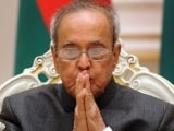 Video : In Book, Pranab Mukherjee Blames Sonia Gandhi, Dr Singh For 2014 Debacle