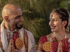 Raghu Ram's Anniversary Post For Natalie Di Luccio Has Stunning Pics From Their Wedding And A Loved Up Note