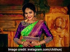 तमिल टीवी एक्ट्रेस चित्रा का निधन, 'पांडियन स्टोर्स' से मिली थी लोकप्रियता