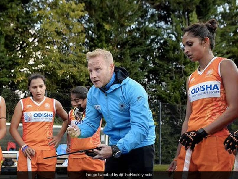 India Womens Hockey Coach Sjoerd Marijne Happy With Teams Progress In National Camp