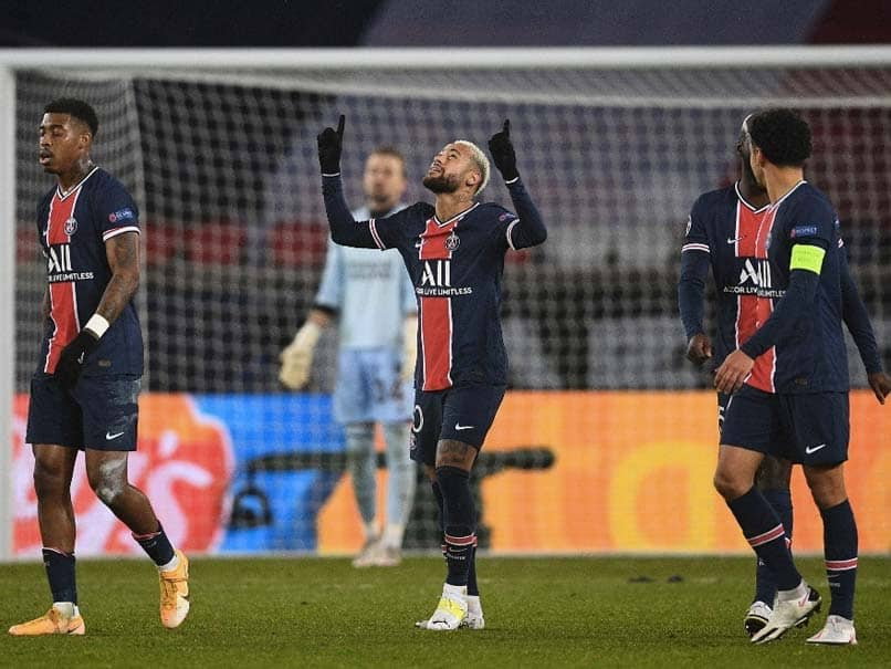Champions League: Neymar Scores Hat-Trick As PSG Win Game Suspended After Racism Walkout