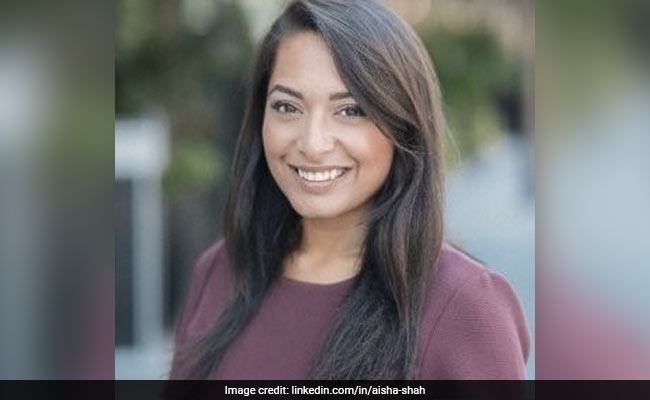 In Biden's Digital Team, India-Born Aisha Shah Bags Senior Position