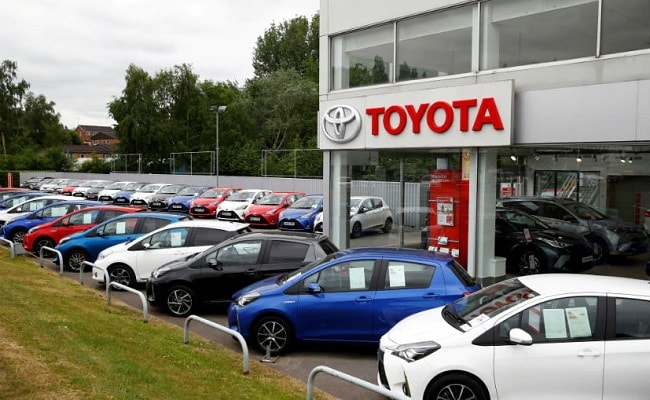 Toyota is reportedly expecting solid sales around the globe this year thanks to the release of vaccines
