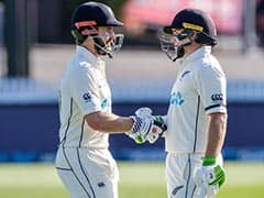 NZ vs WI, 1st Test: Williamson, Latham Star To Put Hosts On Top On Day 1