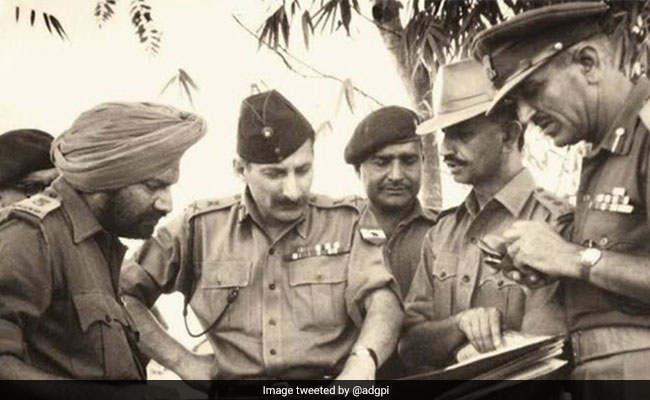 'You Surrender Or We Wipe You Out': Sam Bahadur's Message To Pak In 1971