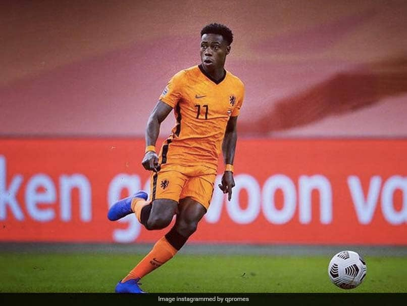 Dutch Footballer Quincy Promes Arrested For Family Stabbing Case: Report