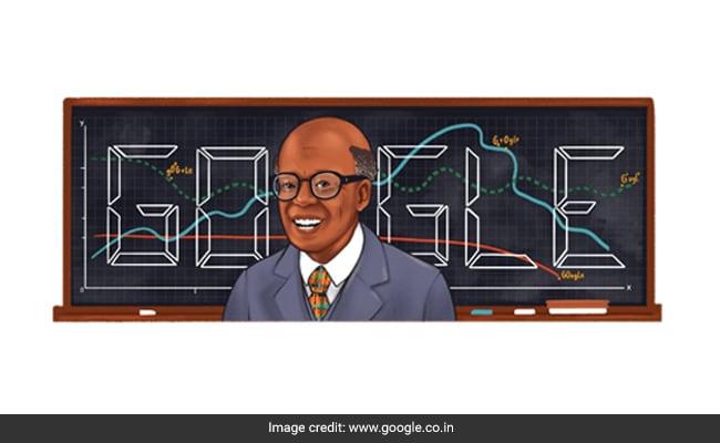 Google Celebrates Economist, Professor, Author Sir W Arthur Lewis With Doodle