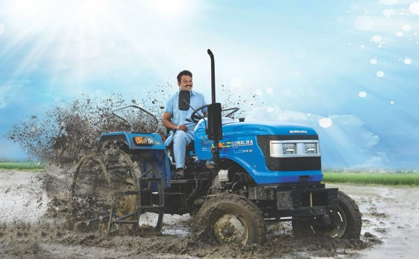 Sonalika Tractors recorded its best ever overall January sales of 10,158 tractors