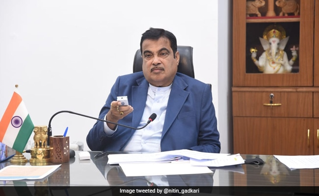 I Will Launch An Electric Tractor In March 2021: Nitin Gadkari, Union Minister