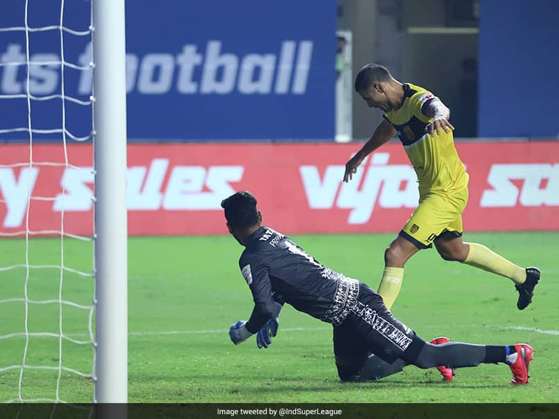 ISL: Hyderabad FC Held By Jamshedpur FC In 1-1 Draw