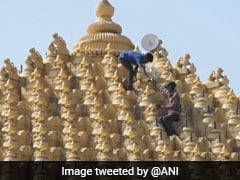 Somnath Temple In Gujarat To Be Decorated With 1,400 Gold Plated <i>Kalash</i>