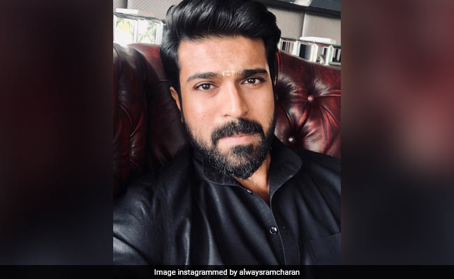 Ram Charan Tests Positive For COVID-19; 'Hope To Heal Soon,' He Writes