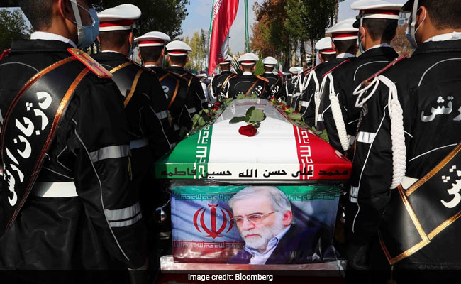 Satellite-Controlled Gun Used To Kill Iranian Nuclear Scientist: Report