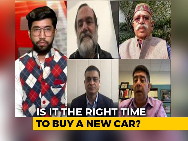 Video : Is It The Right Time To Buy A Car?