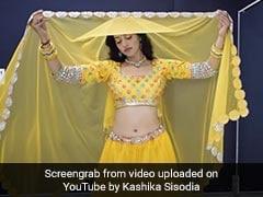 हार्डी संधू के Titliaan सॉन्ग पर कशिका सिसोदिया ने झूमकर किया डांस, Video 70 लाख के पार