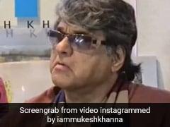 Saif Ali Khan ने रावण पर दिये बयान के लिए मांगी माफी तो भड़के मुकेश खन्ना, बोले- हमें मंजूर नहीं...देखें Video