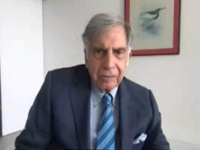 रतन टाटा की कार के नंबर के साथ जालसाजी के लिये महिला के खिलाफ मामला दर्ज