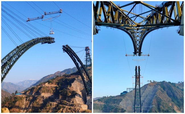Udhampur-Srinagar-Baramulla Rail Line To Provide All-Weather Connectivity To Kashmir
