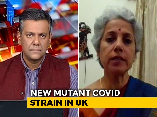Video : Will Vaccines Work Against New Covid Strain?