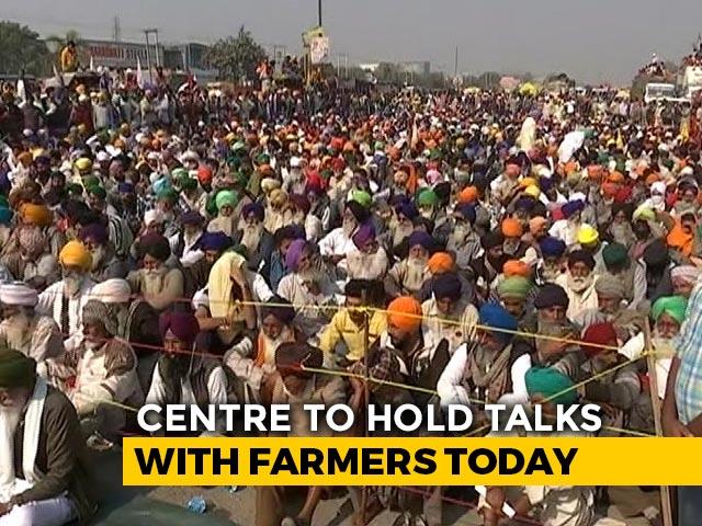 Video : Citing Coronavirus, Winter, Centre Calls Farmers For Talks Today