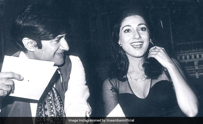 'Thank You For Believing In Me,' Tina Ambani Remembers Dev Anand