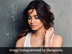 Diana Penty Gets Us Ready To Party In Metallic Makeup