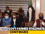 Video : Centre's Talks With Farmers Fail, Next Meet Tomorrow