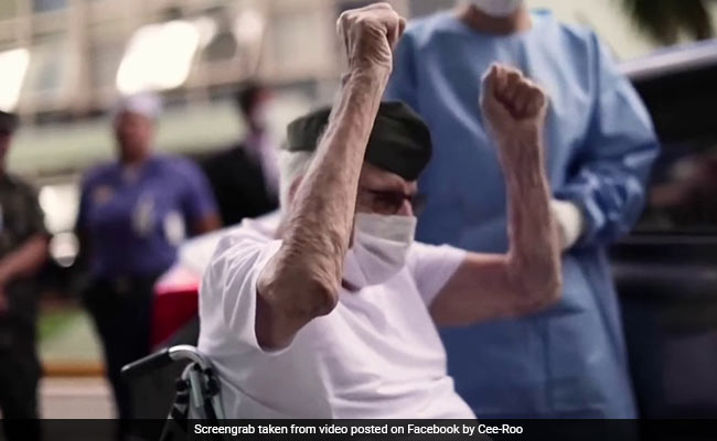 The Tumult Of 2020, Captured In One Viral Video