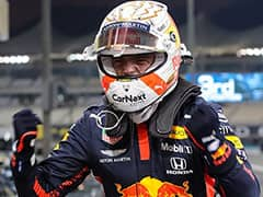 Max Verstappen Claims First Pole Of Season At Abu Dhabi Grand Prix