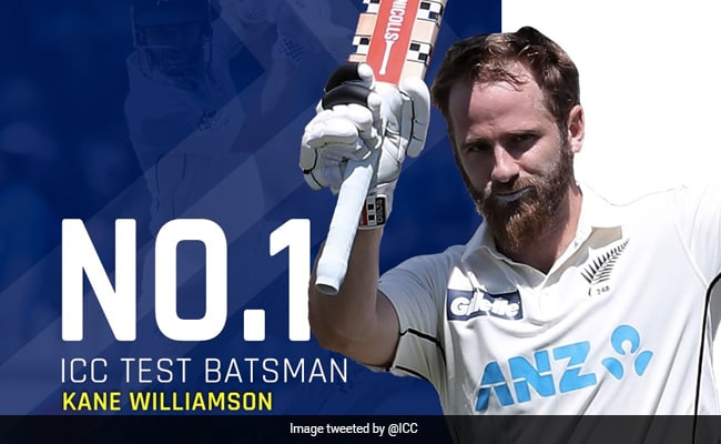 कोहली-स्मिथ को पछाड़कर केन विलियमसन बने दुनिया के नंबर वन टेस्ट बल्लेबाज