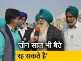 Video : बुराड़ी के निरंकारी मैदान में प्रदर्शन कर रहे किसानों ने कहा- सरकार से उम्मीद नहीं