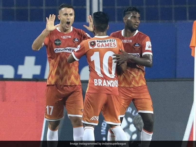 Indian Super League: Igor Angulo Shines Again As FC Goa Defeat Kerala Blasters 3-1