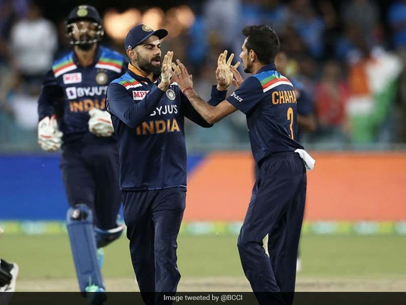 India win toss, bowl in second Australia T20