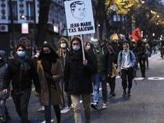 Police Arrest 95 People During Protests Across France Over Security Law
