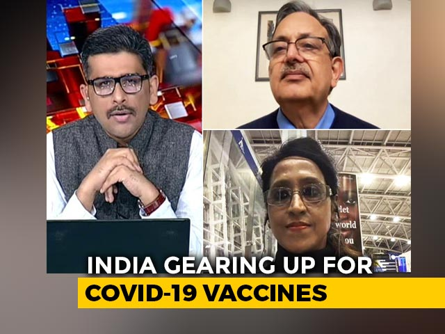 Video : Coronavirus: How Far Is India From A Vaccine?