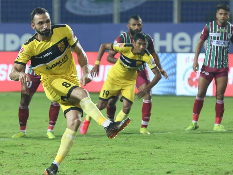 Indian Super League: Hyderabad FC Hold ATK Mohun Bagan 1-1