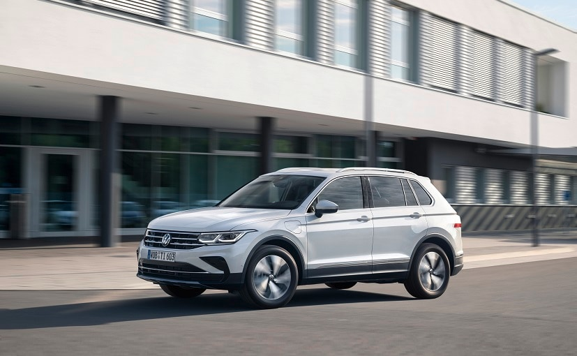 Volkswagen is accepting pre-orders for the all-new Tiguan eHybrid SUV