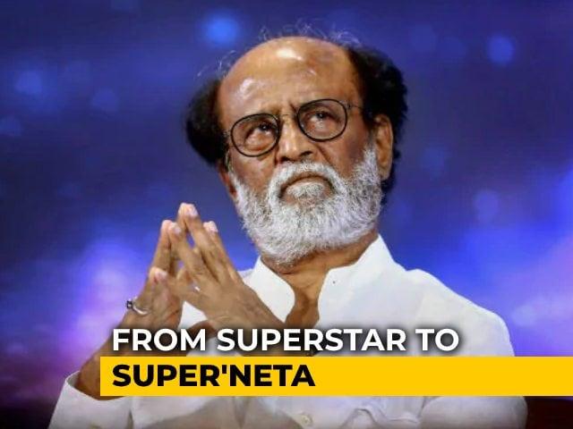 Video : How Rajinikanth Will Impact Tamil Nadu Politics