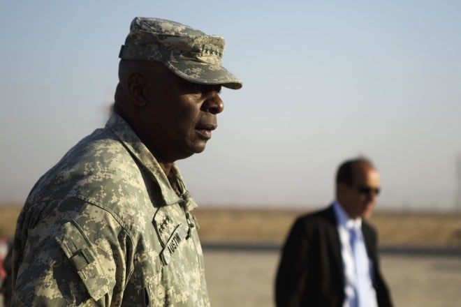 Biden Picks Retired General Lloyd Austin As First Black Pentagon Chief